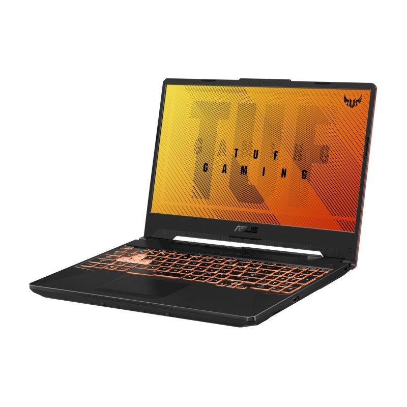 Portátil Asus TUF F15 FX506LH-BQ034 i5-10300H 16GB 512GB SSD 15.6\