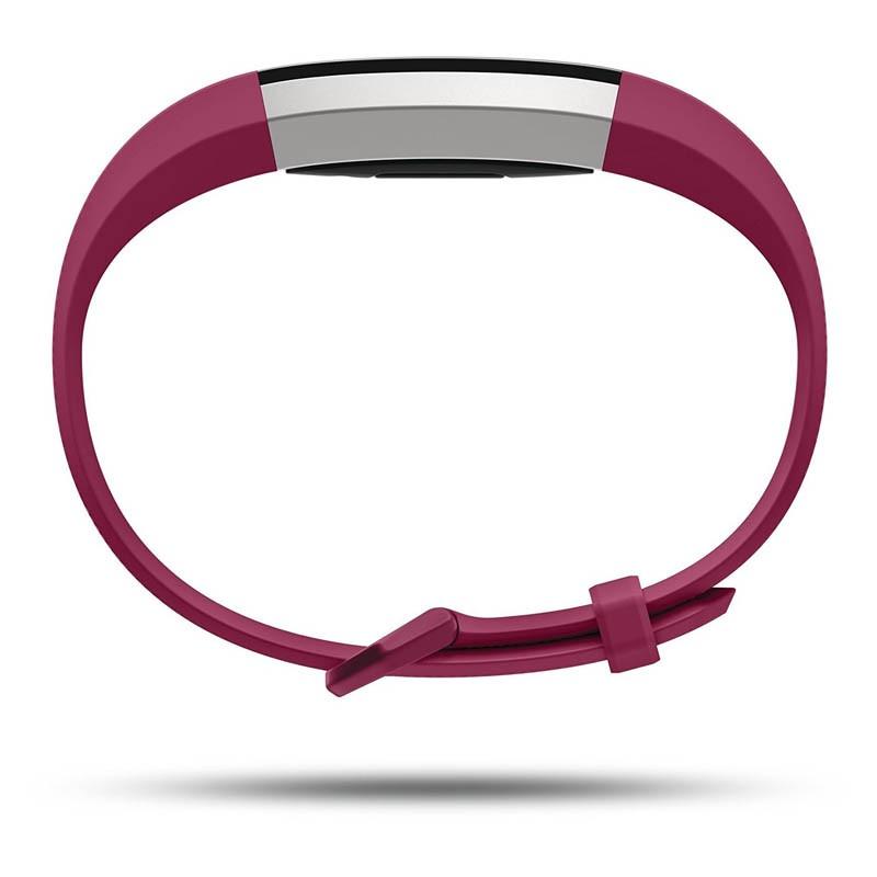 Pulsera de Actividad Fitbit Alta HR Fucsia Grande