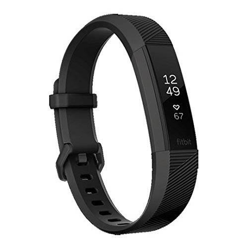 Pulsera de Actividad Fitbit Alta HR Negro Edicion Especial Pequeña