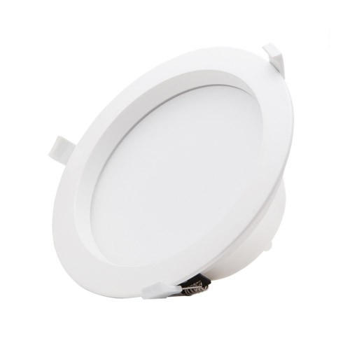 Foco Downlight Led 31W 3000K 220v 226x93mm Serie E5