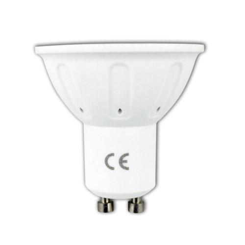 Foco led bajo consumo 4w 40w gu10 6400k serie a5 gu10 - Halogenos led bajo consumo ...