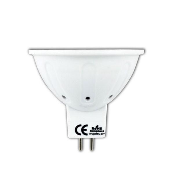 Foco LED Bajo Consumo 4W 6400k MR16 (300lum) Serie A5-MR16