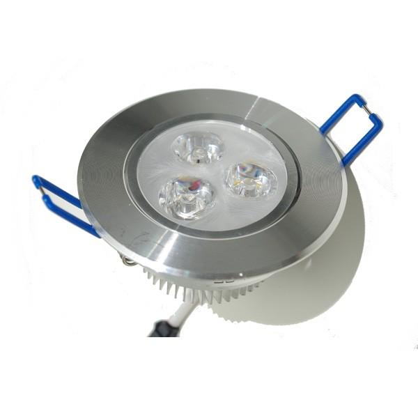 Foco Techo LED 3W(30W) 3000k