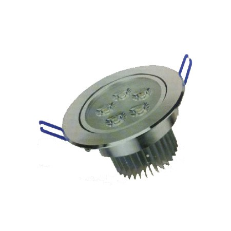 Foco Techo LED 5W(50W) 3000k
