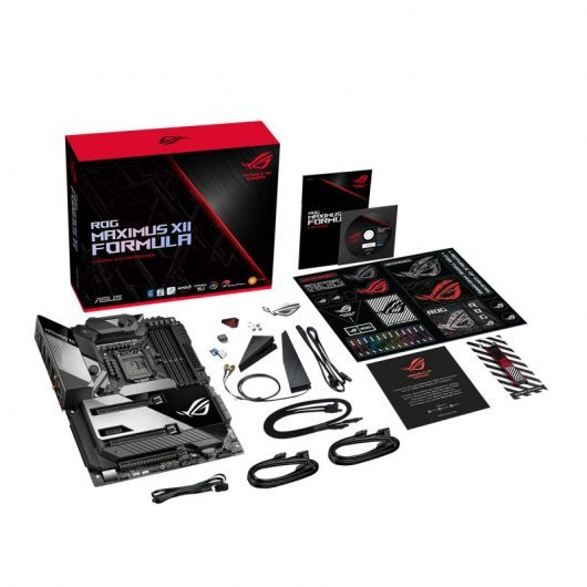 Placa Base ASUS ROG Maximus XII Formula Intel Z490 Sockel 1200 ATX