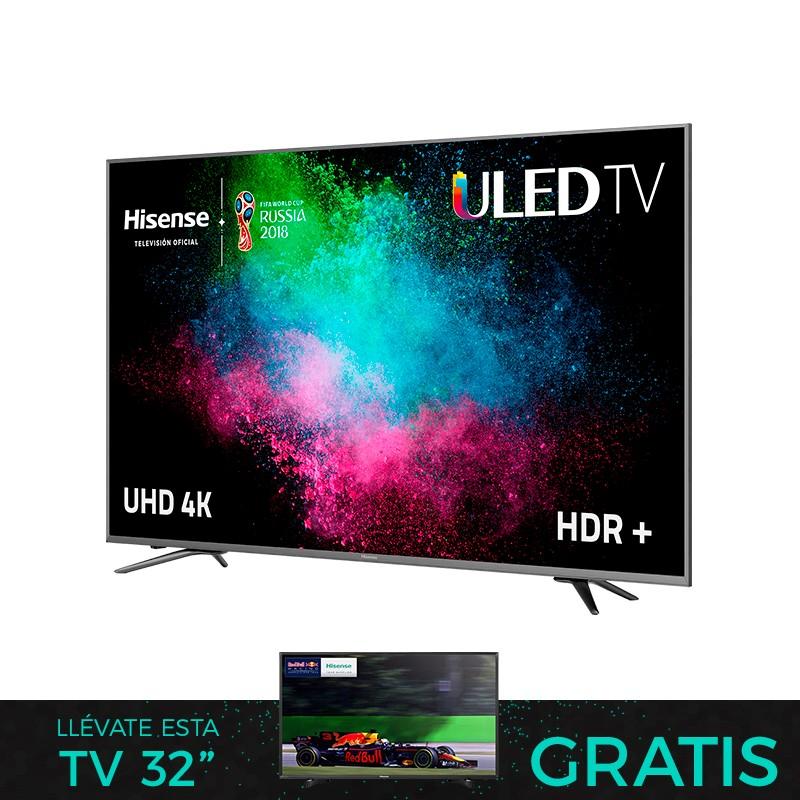 televisor 65 hisense 65n6800 uled 4k uhd smart tv vidaau. Black Bedroom Furniture Sets. Home Design Ideas