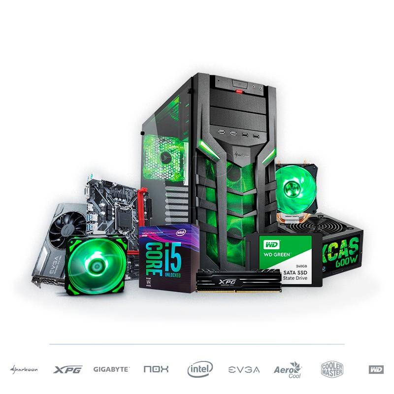 PC Gaming Goblin i5-8400 8GB 240GB GTX 1060 6GB