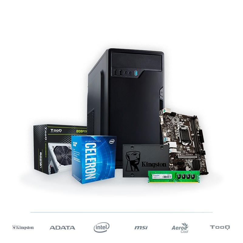 PC MVP G4900 4GB DDR4 120GB SSD