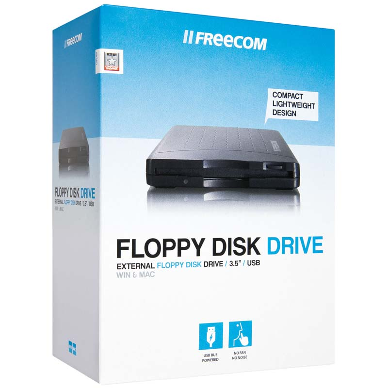 Disquetera USB Externa 3.5\