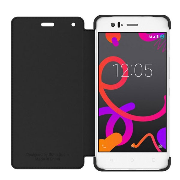 bq-aquaris-m5-funda-duo-case-negra