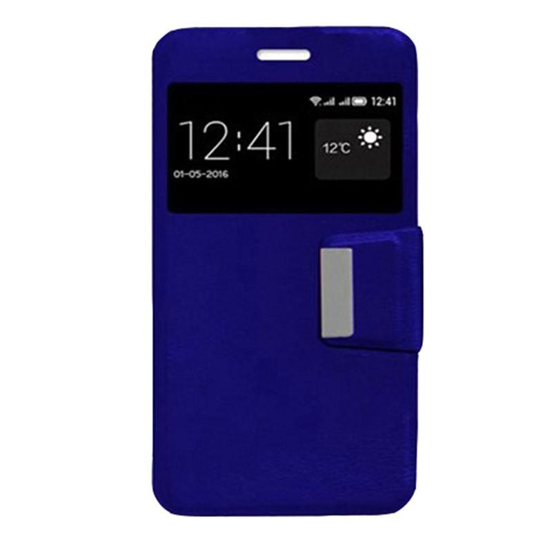 xiaomi-mi-a1-funda-flip-cover-azul