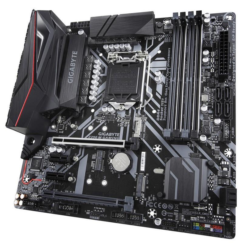 Placa Base Gigabyte Z390 M GAMING mATX LGA1151(300)