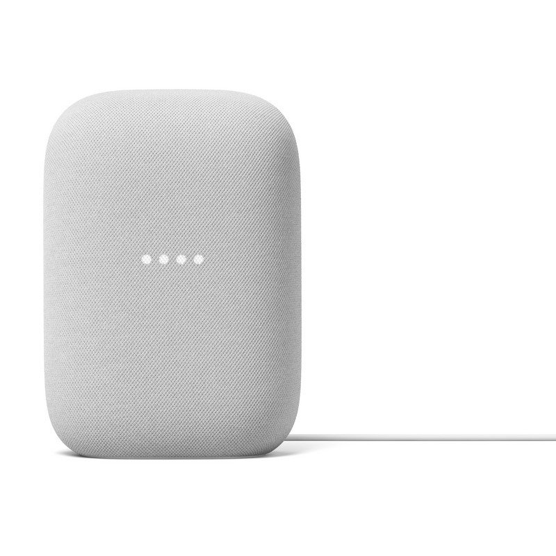 Altavoz Inteligente Google Nest Audio Tiza