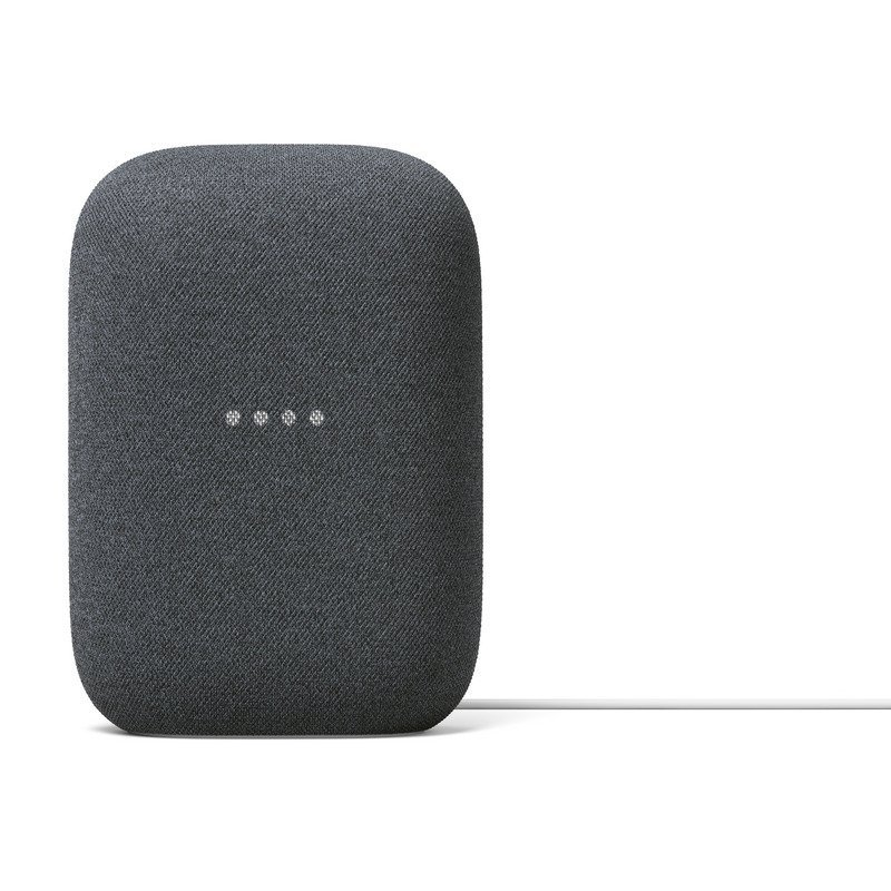 Altavoz Inteligente Google Nest Audio Carbon
