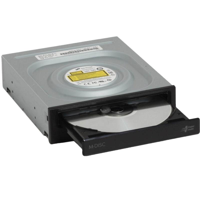 Grabadora DVD LG GH24NSD5 SATA Negro Bulk