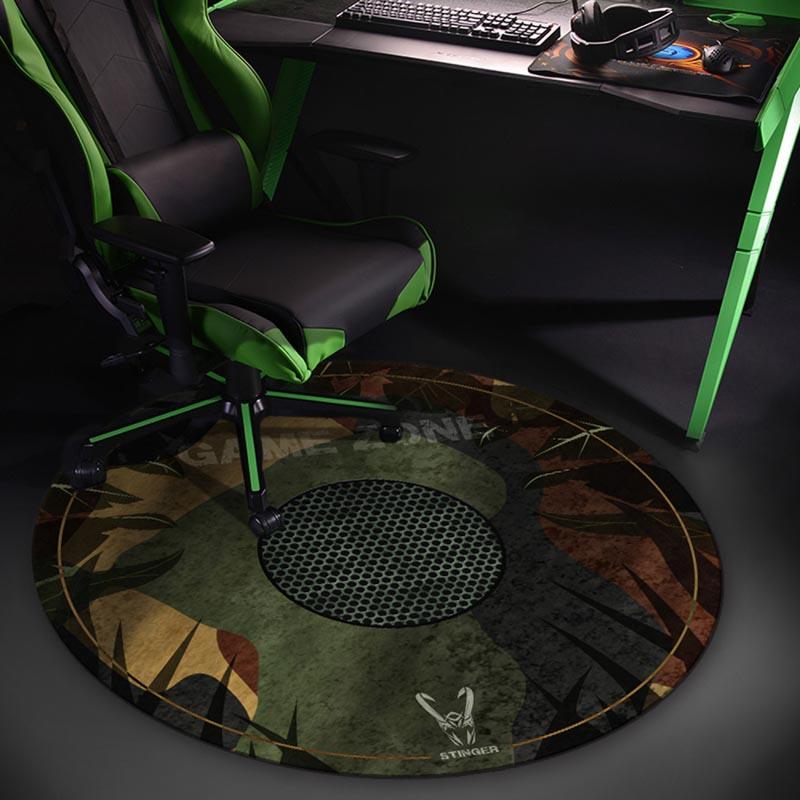 Alfombra de Suelo Gaming Woxter Stinger FloorPad Camouflage