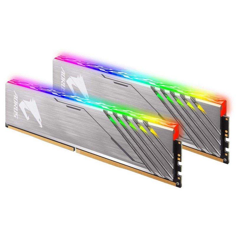 Kit Memoria Aorus RGB Memory 16GB DDR4 3200MHz (2x8) GP-AR32