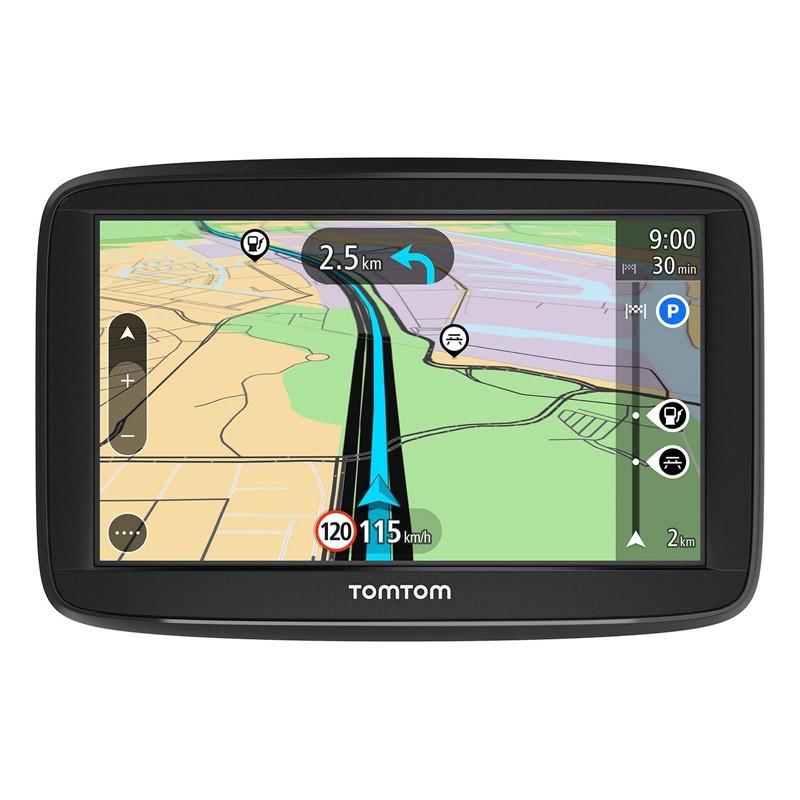 GPS TOMTOM START 52 Europa 45 LTM 5