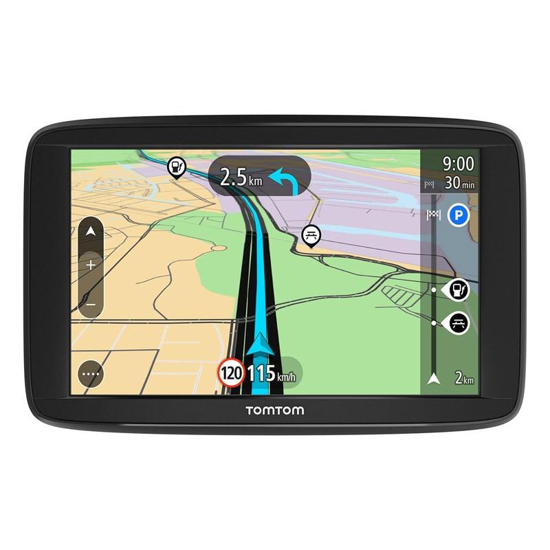 GPS TOMTOM START 62 Europa 45 LTM 6