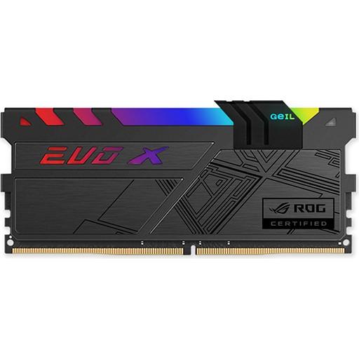 Kit Memoria Geil EVO X ROG 16GB DDR4 3000MHz (2x8GB)
