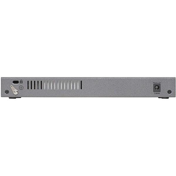 Switch Netgear GS110TP-200EUS 8p 10/100/1000 PoE + 2xSFP