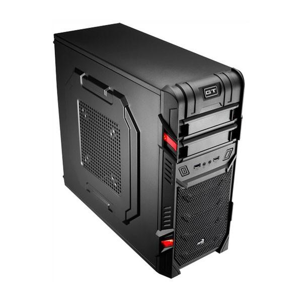 Caja PC Semitorre ATX GT Advance Edition Negra