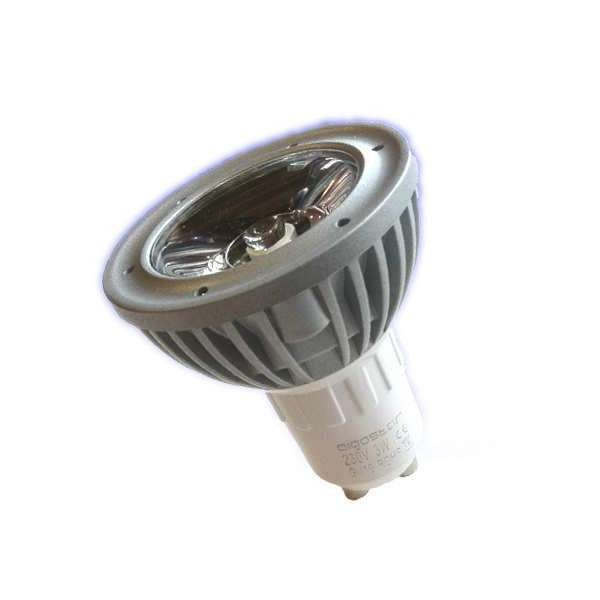 Foco LED Bajo Consumo 3Wx1LED25D MR16 GU10