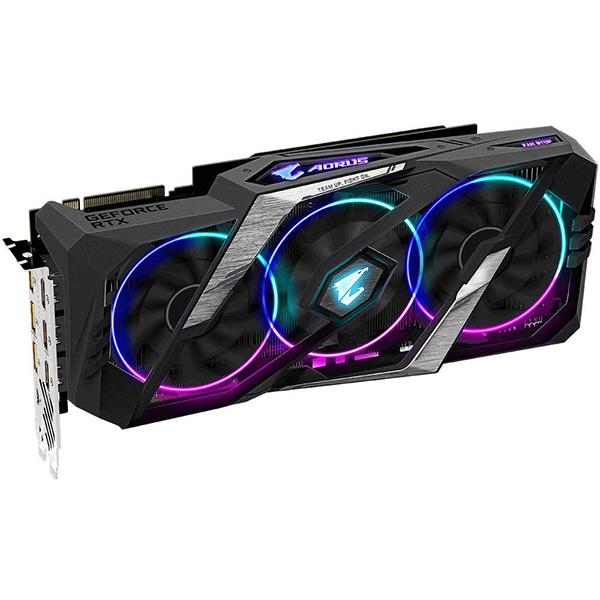 Tarjeta Gráfica Aorus GeForce RTX 2070 SUPER 8GB GDDR6