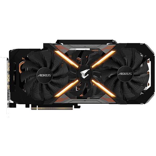 Tarjeta Gráfica Aorus GeForce RTX 2060 XTREME 2.0 6GGB GDDR6