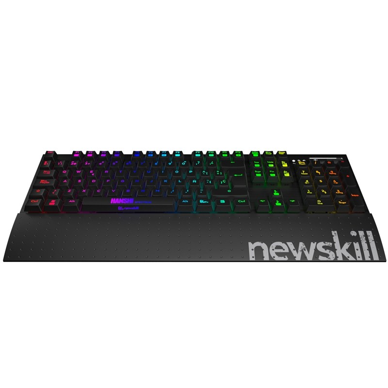 Teclado Gaming NewSkill Hanshi-Blue Spectrum