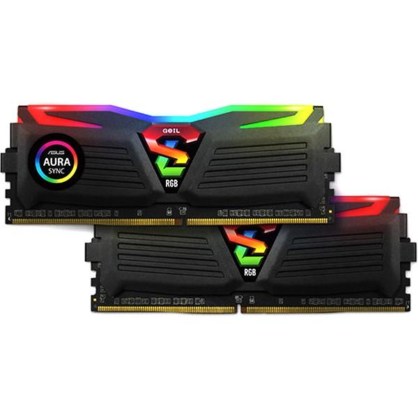 Kit Memoria Geil Super Luce RGB SYNC 32GB DDR4 2400MHz (2x16GB)
