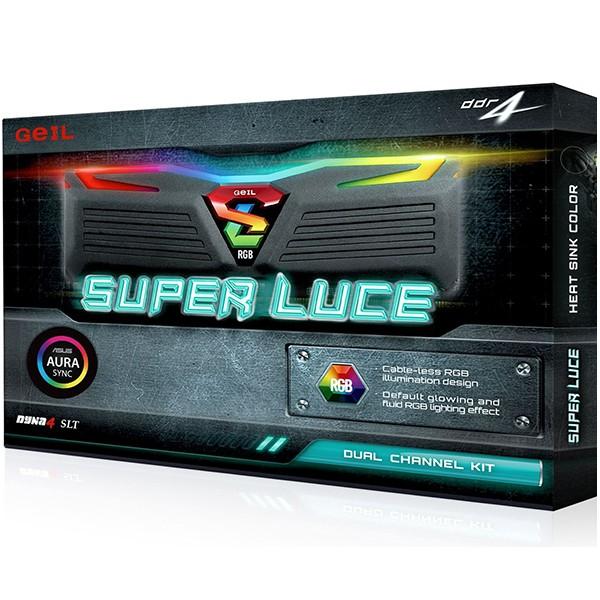 Memoria Geil Super Luce RGB SYNC 8GB DDR4 3200MHz