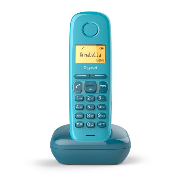 Telefono Inalambrico Gigaset A170 Azul
