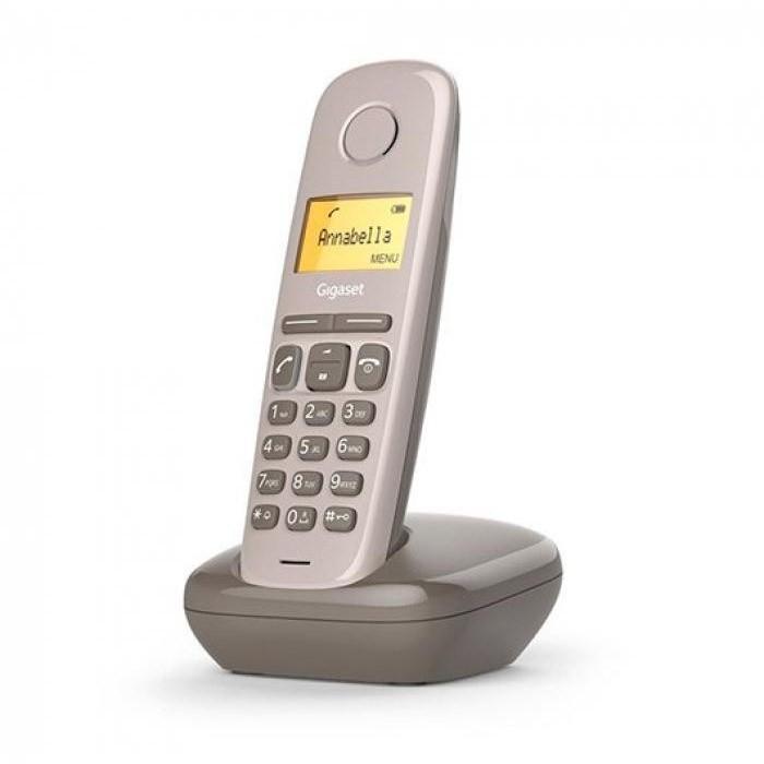 Teléfono Inalámbrico Gigaset A170 Marrón