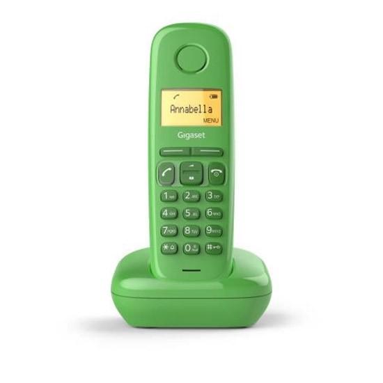 Teléfono Inalámbrico Gigaset A170 Verde