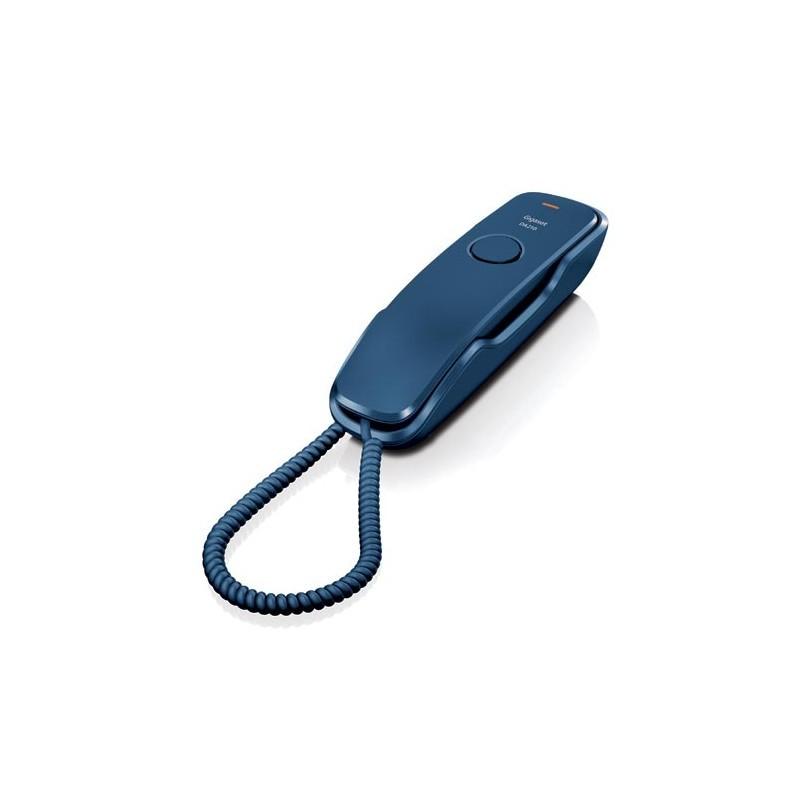 Teléfono Fijo Gigaset DA210 Azul