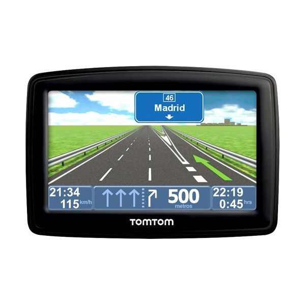 gps tomtom xl classic europa oeste 4 3. Black Bedroom Furniture Sets. Home Design Ideas