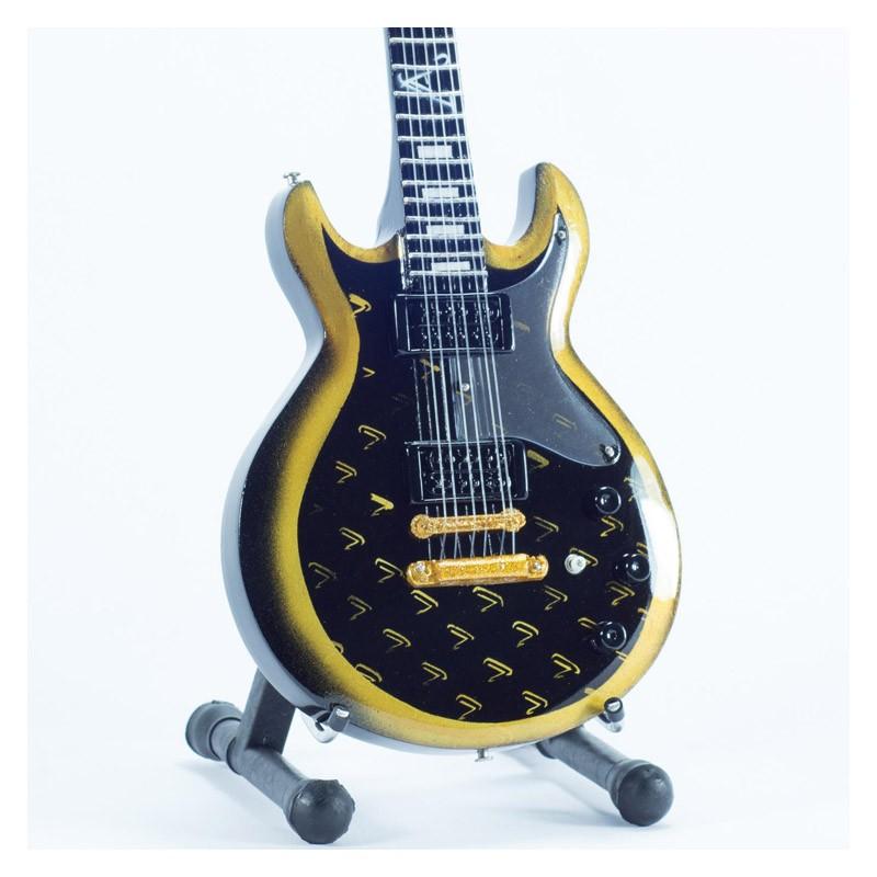 Mini Guitarra De Colección Estilo Avenged Sevenfold - Zacky Vengeance