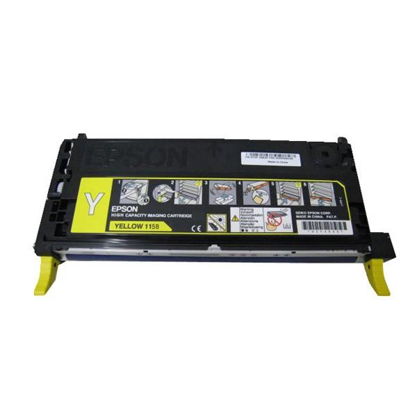 Epson Toner Original AL-C2800 C13S051158 Alta Capacidad Amarillo