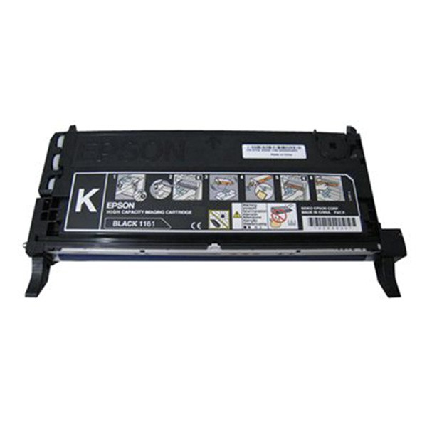 Epson Toner Original AL-C2800 C13S051161 Alta Capacidad Negro