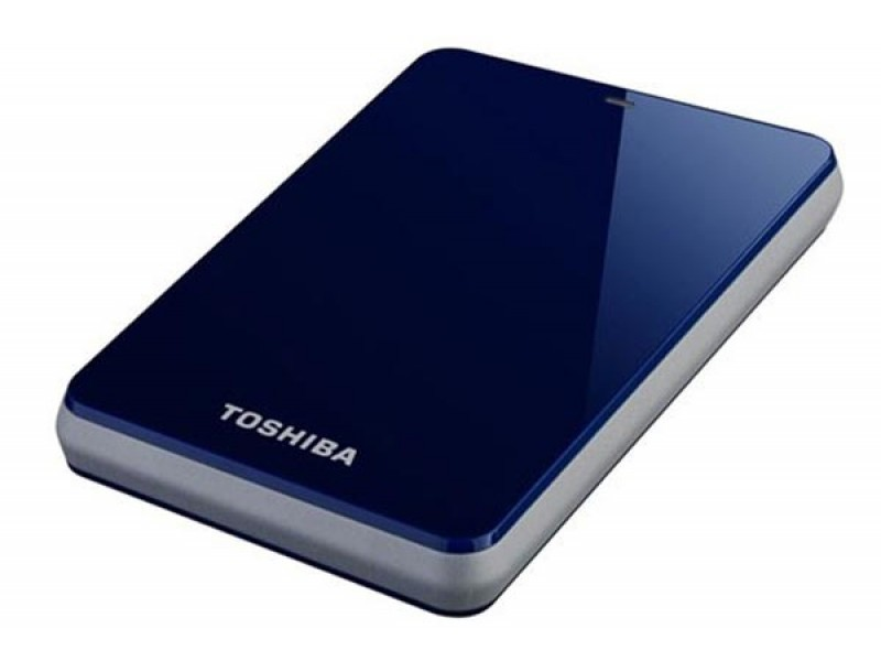 2.5 Disco Duro Externo 1TB USB 3.0 Toshiba Stor.e Azul