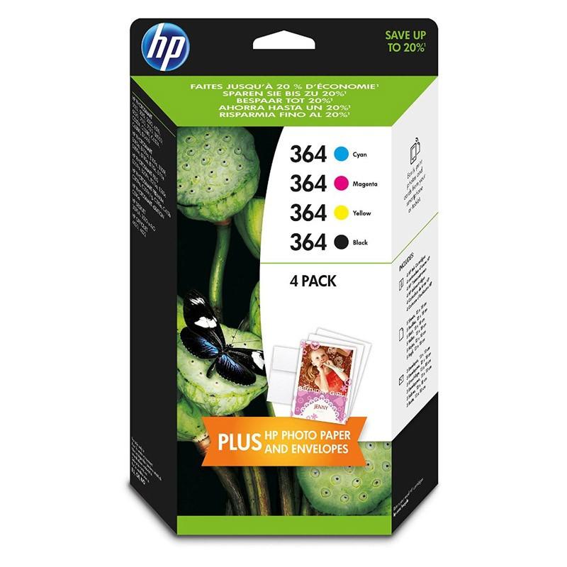 hp-364-cartucho-de-tinta-original-pack-tricolor-negro-papel