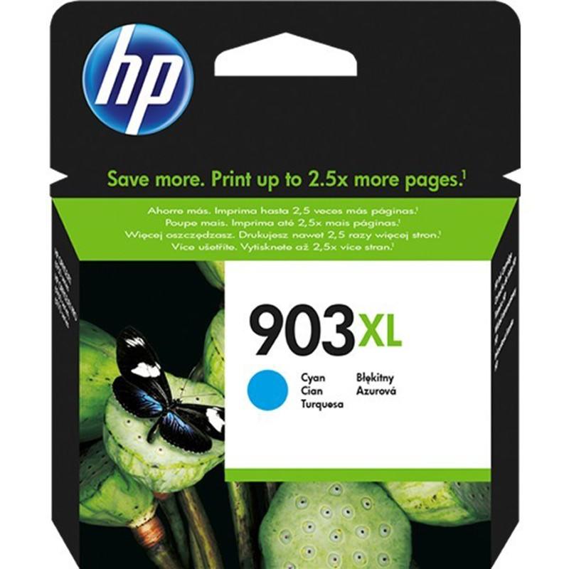 HP 903C XL Cartucho de Tinta Original Cián
