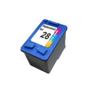 HP28C (Color) Cartucho de Tinta Compatible