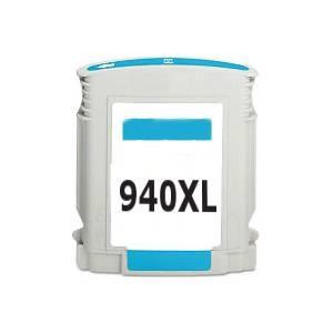 HP940XL-C (Cian) Cartucho de Tinta Compatible