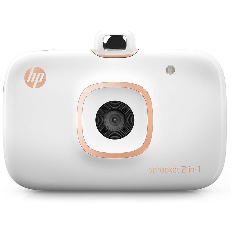 Impresora Fotográfica HP Sprocket 2 en 1