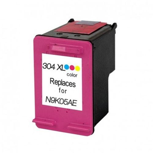 Hp304xl cl (color) cartucho de tinta compatible