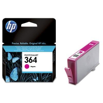 HP 364M Cartucho de Tinta Original Magenta