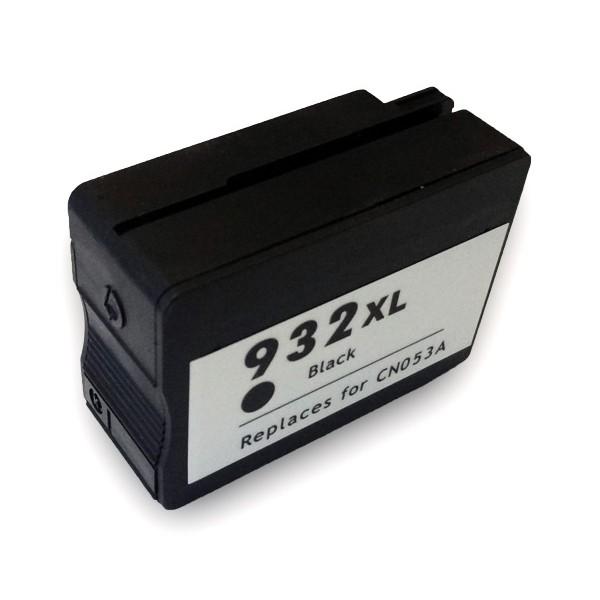 HP932XLBK (Negro) Cartucho de Tinta Compatible
