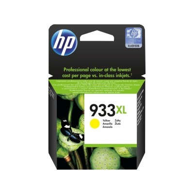 HP 933XL Cartucho de Tinta Original Amarillo